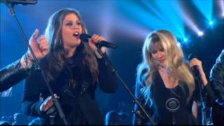 Stevie Nicks Lady Antebellum ACM Awards Golden Rhiannon