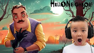 Hello Neighbor ACT 1 Gameplay With CKN Gaming