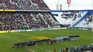 Los Pumas vs. Stade Francais 04-08-2012
