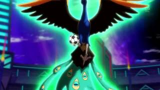 Inazuma Eleven Go Galaxy 39: Kujaku Soul