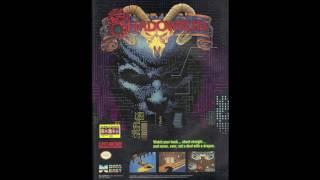 Shadowrun (SNES) - Morgue (MD/GEN Cover)