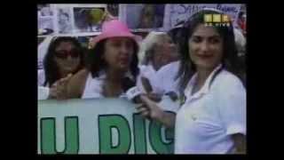 Ana Rita Tavares comemora mais um ano sem exploração animal no Carnaval de Salvador