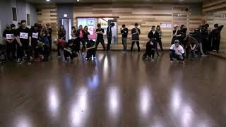 BTS No more dream dance break]