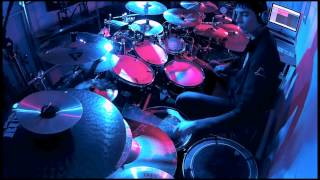Dust and Light - The Hobbit: The battle of the five armies - Drum cover