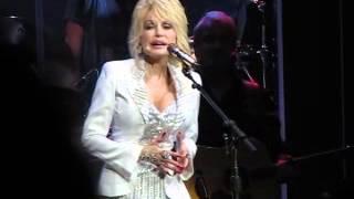 Dolly Parton 'Banks of the Ohio' ~ Blue Smoke Tour, Live in Adelaide