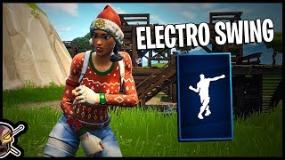 Electro Swing on My Rare Outfits - Fortnite
