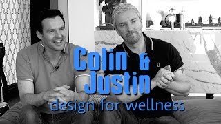 Colin and Justin on Happiness by Design