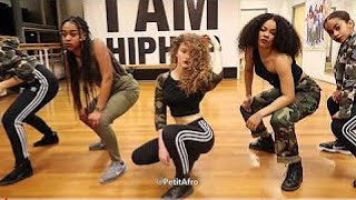 Petit Afro Presents-AfroDance Classe video .