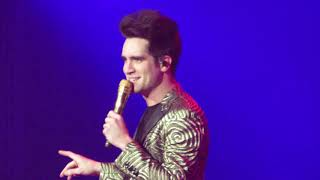 Don't Threaten Me with a Good Time Panic! at the Disco Pray for the Wicked Tour