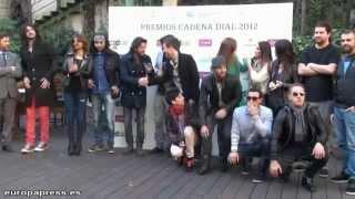 Ya conocemos los nominados a premios Cadena Dial 2012