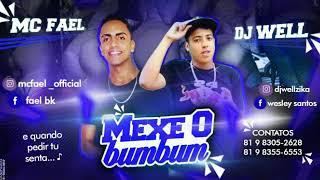 🔱MC FAEL  E DJ WELL ZIKA - MEXE O BUMBUM -MUSICA NOVA 2017🔱