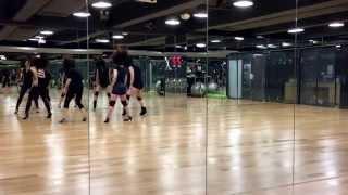 Toxic - Glee Cast Version Heels Dance Beginners class choreographed by Karen @ DanzXtreme