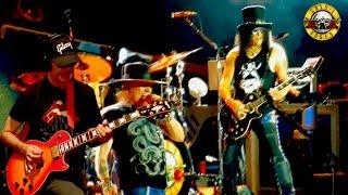 My Michelle Subtitulada Guns N' Roses & RollingBilbao 2017 HD Cover