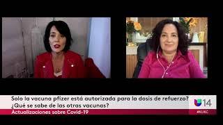 Actualizaciones con la Dra. Ximena: La importancia de las pruebas o tests covid-19
