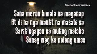 Smugglaz - Pakiusap Lang Naman (Lyrics Video)