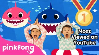 Baby Shark Dance | Sing and Dance! | Animal Songs | PINKFONG Songs for Children width=