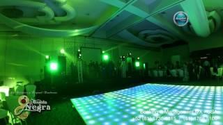 NAVE 727 ( PAJARO AZUL)- LA BANDA NEGRA DE MONTERREY | LIVE PERFORMANCE