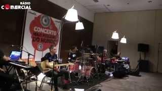 Rádio Comercial | Concerto Mais Pequeno do Mundo: Xutos & Pontapés