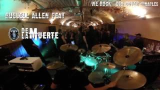 Russell Allen Feat DeLaMuerte - We Rock (Dio Cover)