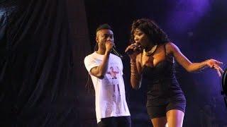 Pappy Kojo & Joey B - Performance at Girl Talk concert 2015 with Efya | GhanaMusic.com Video