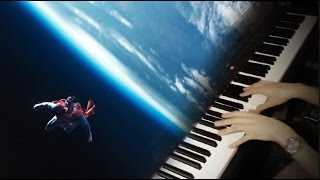 MAN OF STEEL (HANS ZIMMER) - An Ideal Of Hope (Piano Cover)