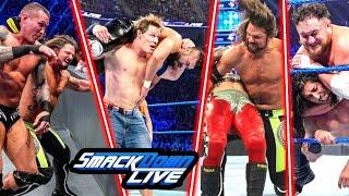 WWE Smack down live 1/1/2019 highlights   smackdonlive today highlights   smackdonlive full show