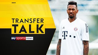 AC Milan challenge Arsenal for Boateng! Latest on Fernandes, Giroud & Jimenez! | Transfer Talk