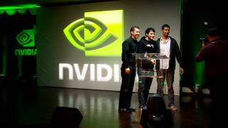 Resumo do NVIDIA GCDF 2012 - Curitiba
