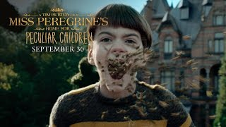 Miss Peregrine's Home For Peculiar Children | Meet the Peculiars: Hugh | 20th Century FOX