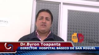 HOSPITAL DE SAN MIGUEL DE BOLÍVAR