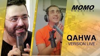 Momo avec Ahmed Chawki - Qahwa (Version Live)