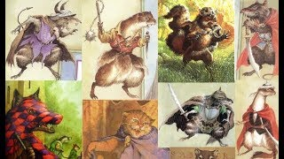 Redwall : Villains from Every Books