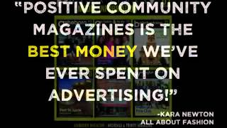 Advertise with Mt. Dora Magazine