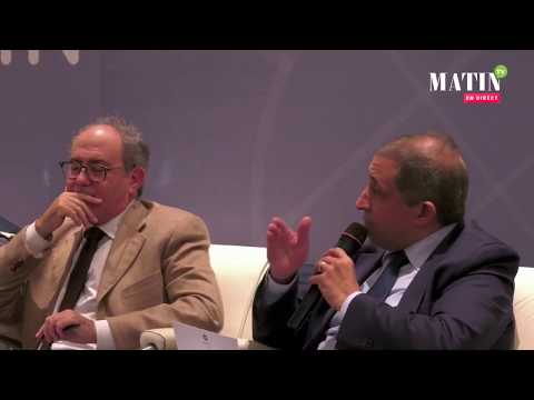 Matinales Groupe Le Matin : intervention de Hamid Benlafdil