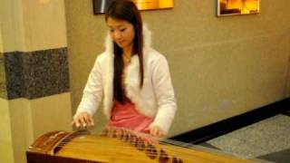 """""""Koto""""  Traditional Japanese musical instrument"""