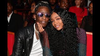 Young Thug Tweets his Ex Girlfriend who caught him cheating 'BIH You Gon Die on God'.