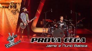 "Jaime e Nuno Batista - ""Highway to Hell"" | Provas Cegas | The Voice Portugal"