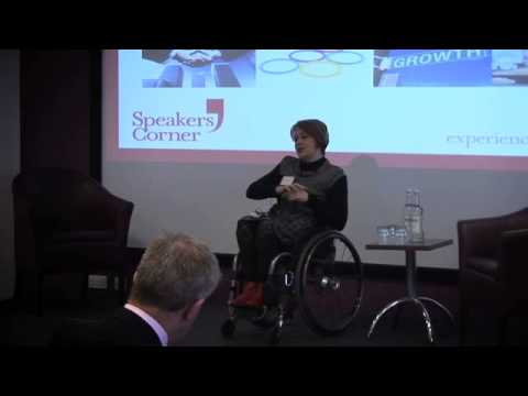 Tanni Grey-Thompson Video