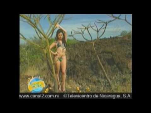 Perfil Alejandra Borge Candidata a Miss Nicaragua 2012
