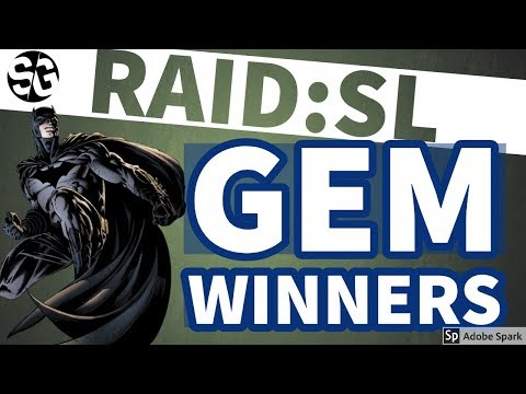 [RAID SHADOW LEGENDS] GEM WINNERS & ICE GOLEM TOURNAMENT TALK
