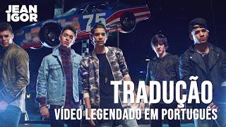 CNCO - Reggaetón Lento (Bailemos) (Legendado-Tradução) [OFFICIAL VIDEO]