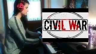Guns N' Roses - Civil War (Piano Cover by Nadia)