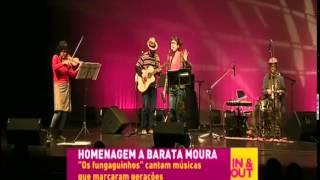 Os Fungaguinhos recordam as canções de José Barata Moura