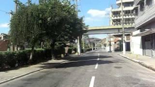 Barra Mansa - ruas vazias - jogo seleção - 02/07/2010