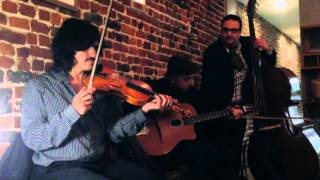 Tcha Limberger Trio Dinner Concert - later that evening - part 1