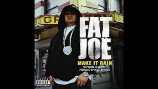 Fat Joe ft. Lil Wayne - Make it Rain (Acapella)