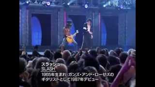 Michael Jackson - Black Or White (feat. Slash)  30th Anniversary 2001