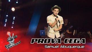 "Samuel Albuquerque - ""Impossible"" | Prova Cega | The Voice Portugal"