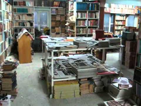 Antalya   'İltem kitap ve sahaf' dükkanı