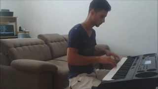 CHUVA DE ARROZ - Luan Santana (Piano Cover)